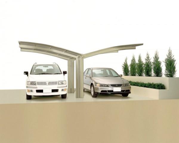 Ximax Design-Carport Portoforte Typ 80 - Y Ausführung