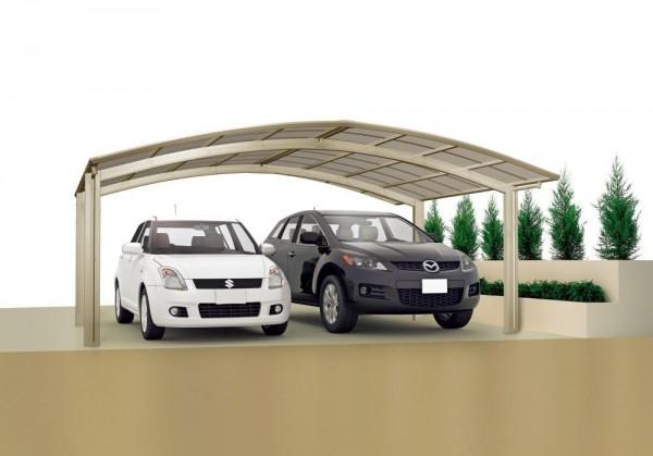 Ximax Design-Carport Portoforte Typ 80 - M Ausführung
