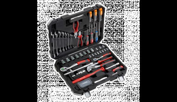 Conmetall Meister Werkzeugkoffer 76-teilig