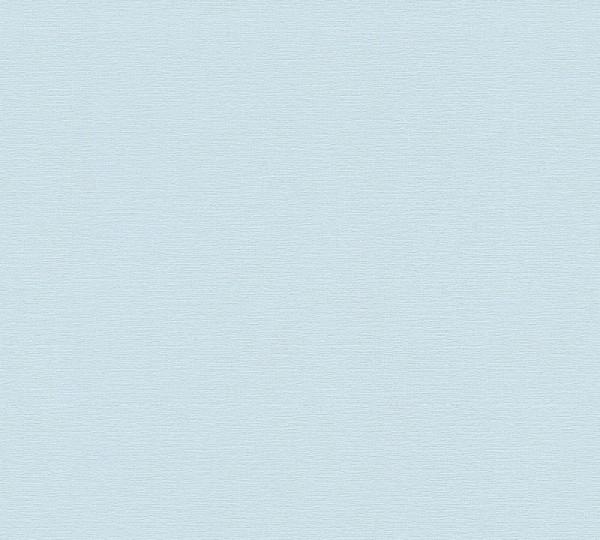 A.S. Création Vliestapete Greenery, Uni Blau 367135