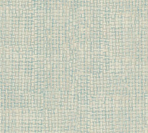 A.S. Création Vliestapete Exotic Life, Beige Blau Grau 373681