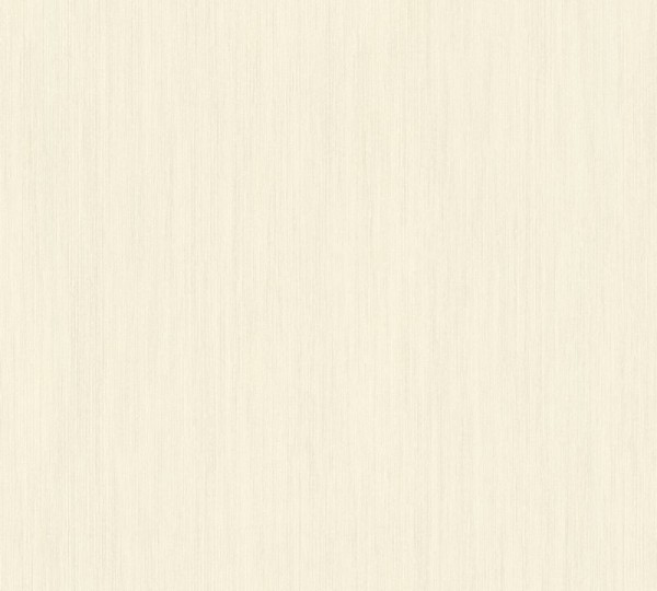 A.S. Création Vliestapete Sumatra, Uni Grau Weiß 328827