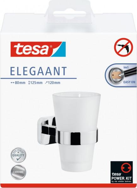 tesa® Elegaant Mundglashalter