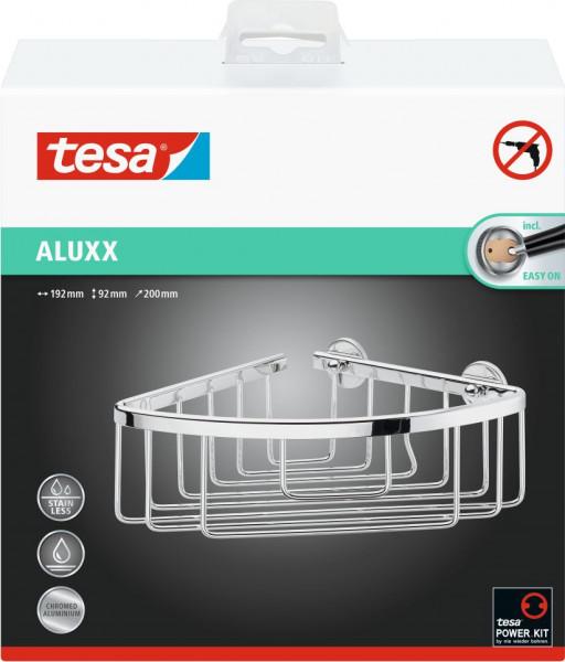 tesa® ALUXX Eckablagekorb einstöckig